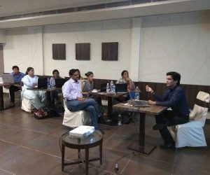 Digital Marketing Training Session in Mumbai