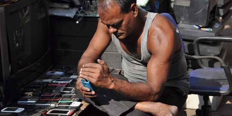Online Mobile Repairing Business