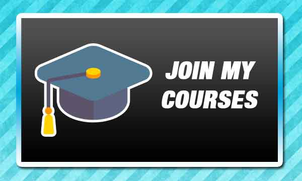 Join My Courses