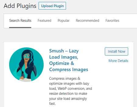 Image Optimization WordPress Plugin