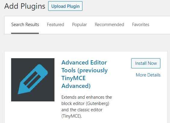 Best Text Editor WordPress Plugin